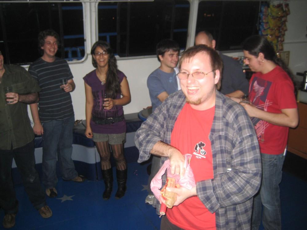 Ubisoft - Porto Alegre, festa de fim de ano. (6/6)