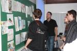 semana do desenho II Apresentação final dos trabalhos realizados pela turma da FSG