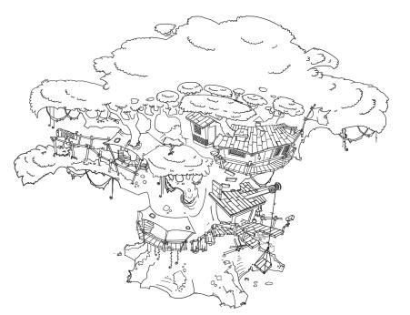 Drawtreehouse
