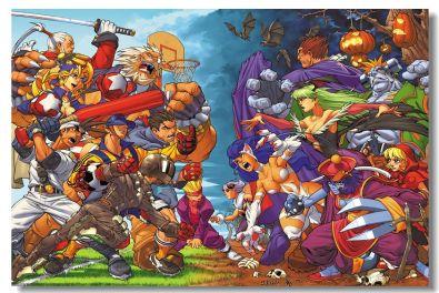 -font-b-Darkstalkers-b-font-Vampire-Savior-Comic-Poster-Silk-Wall-Poster-36x24-30x20-inch