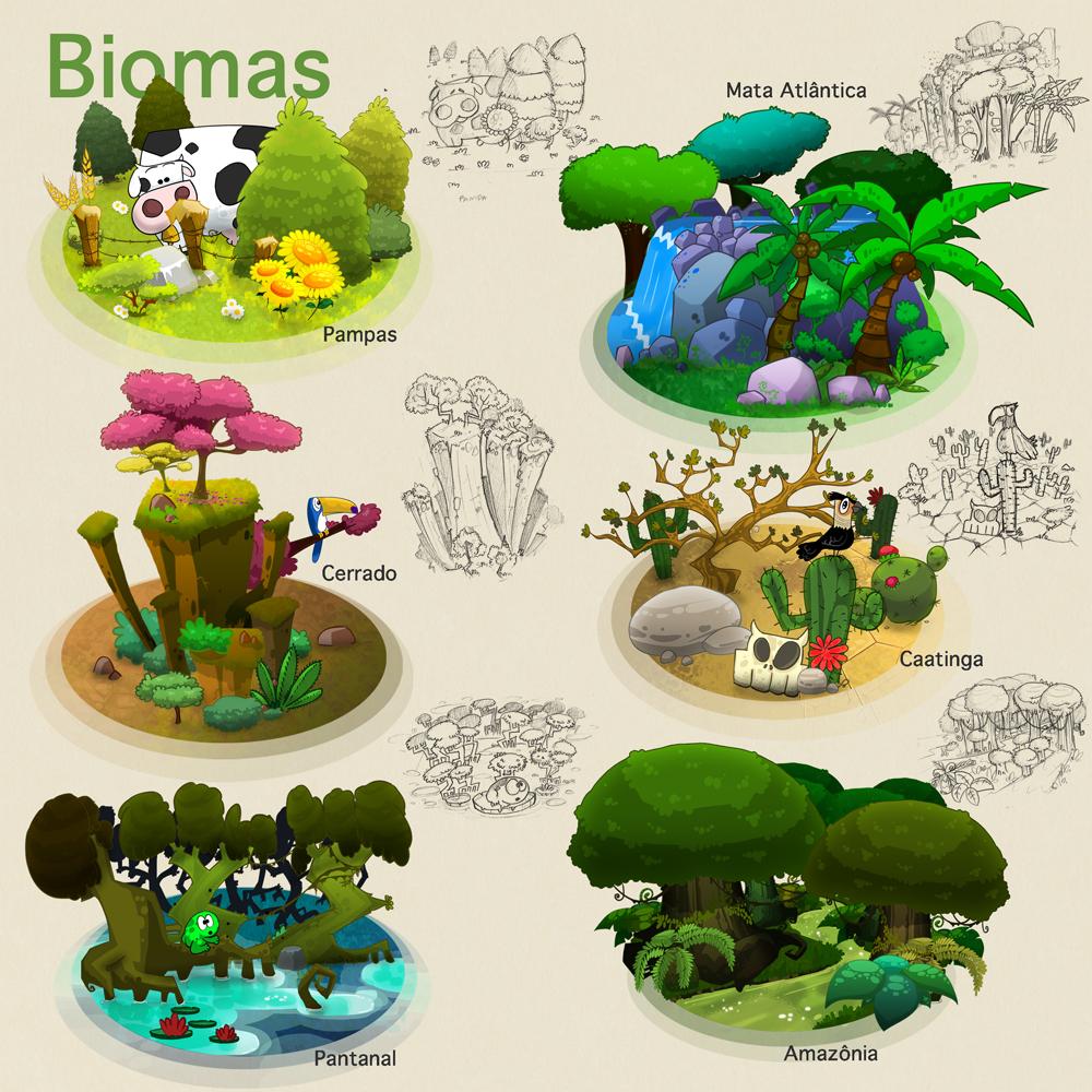 Webgame: Missão Bioma - Rede Globo (4/6)