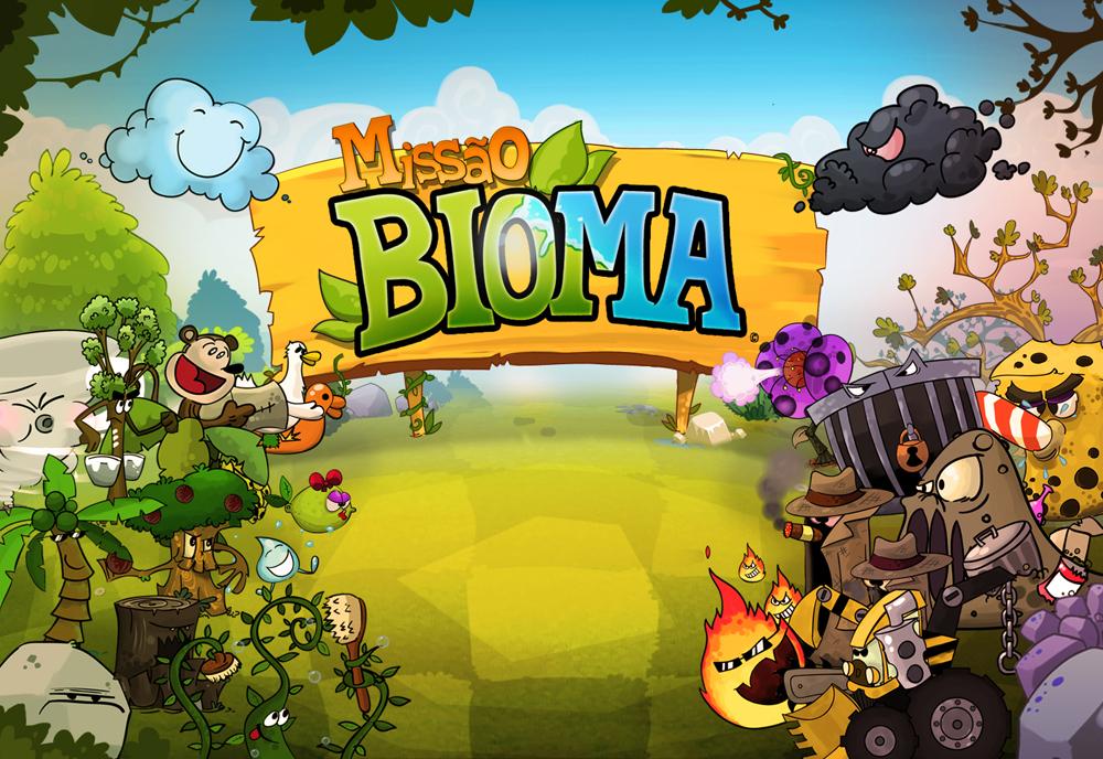 Webgame: Missão Bioma - Rede Globo (3/6)