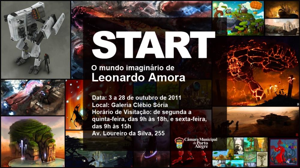Exposição - Start