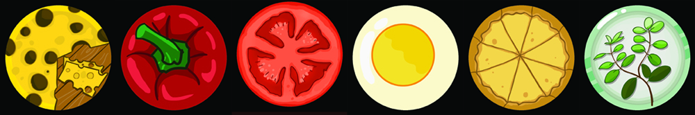 Brinquedo: Tapa Pizza - jogo de cartas (3/6)