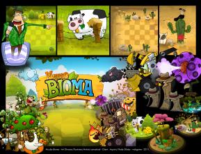 MIssão Bioma - Jogo online
