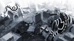 Titulo: We Are ****! 2013 Nova ótica: Criaturas místicas lutam na cidade.