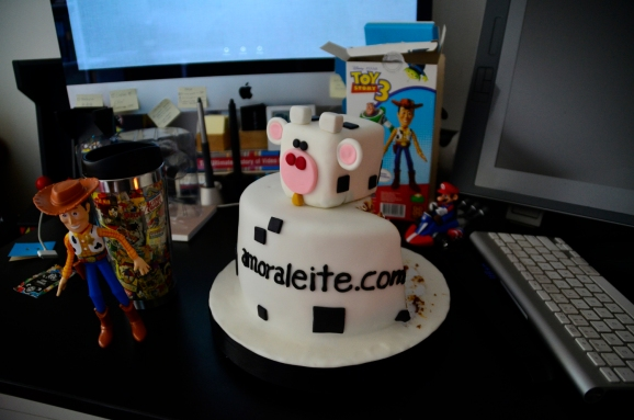 Happy Birthday amoraleite.com