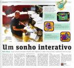 Entrevista: Jornal Metro RS. Seg, 18 de Nov 2013