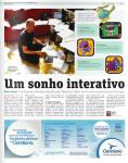 Entrevista: Jornal Metro BH. Seg, 16 de Dez 2013