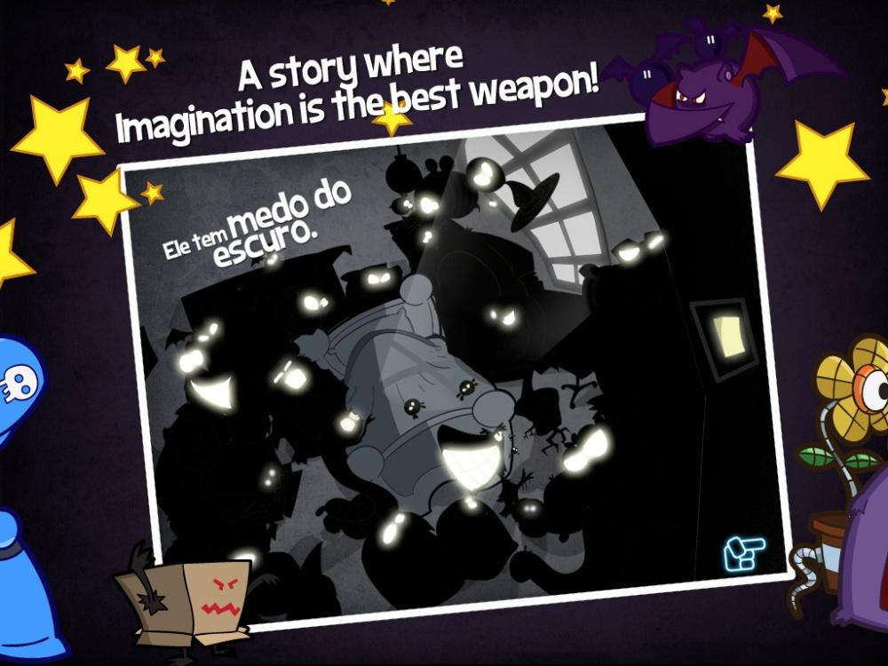 Monstros vs Robôs - Livro interativo + Games (5/6)