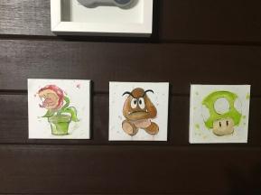 Super Mario set 01